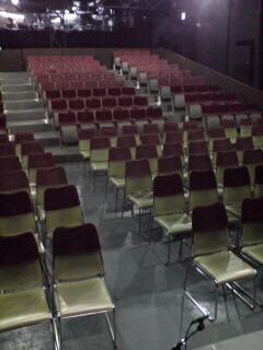大阪の劇場「世界館」