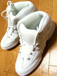 またまた、おニューな稽古靴「チャコット」購入!