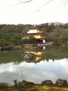 金閣寺と僕