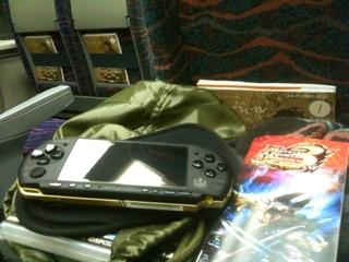 PSPでモンハンデビュー!のハズが大失敗の巻