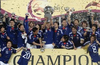 アジアカップ2011優勝に浸る!実況セルジオさん編
