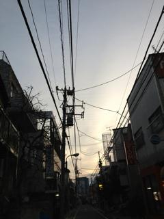 2012年の初日の出っぽい明るさ(´-`).。oO(
