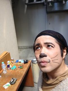 ヘロQ公演「リザードマン」楽日での楽屋の真実!ポン太が赤裸々に語る( ̄□ ̄;)!